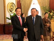 Ambassador: Vietnam to accompany Laos in national development
