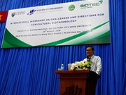 Vietnam makes biotechnology progress