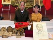 Ho Chi Minh remembrances granted to museum