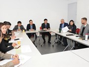 VN, Mexico share experience in public administration