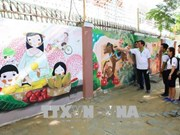 """Brighten up your life"" art project launched in Da Nang"
