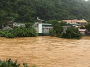 Heavy rain forecast to continue nationwide