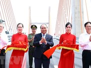 Ha Long-Hai Phong expressway open to traffic
