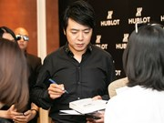 Lang Lang hits right note in Hanoi