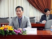 Vietnam actively contributes to negotiations of regional economic pact