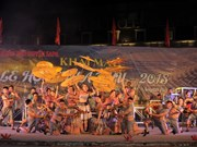 Sa Pa autumn festival kicks off in Lao Cai