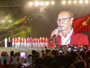 ASIAD 2018: Vietnam's sport delegation honoured