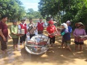 Vietnam Red Cross Society provides aid to flood-hit provinces