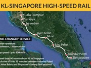 Malaysia, Singapore reach agreement on joint railway project