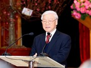 Russian experts, scholars laud Vietnamese Party chief's visit