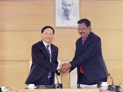 Vietnam, India work to promote friendship exchanges