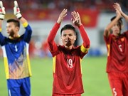 Midfielder Nguyen Quang Hai among top six Asian Games stars