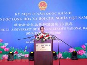 Vietnam's National Day marked in China, Cuba