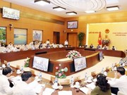 NA Standing Committee to open 27th session on Sept. 10