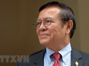 Cambodian opposition leader released on bail