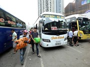 Illegal coach and bus services hinder road transport development