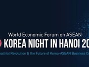 'Korea Night' to take place in Hanoi city