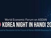 'Korea Night' to take place in Hanoi city