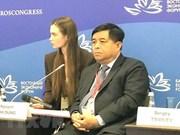 Vietnam attends Eastern Economic Forum in Russia