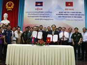 Vietnam, Cambodia provinces record encouraging multifaceted ties