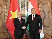 Party leader concludes Hungary visit
