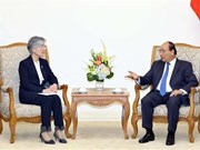 PM Phuc: Vietnam - Rok relations developing well in every field