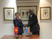 Vietnam, South Africa cooperate in crime combat