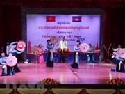 Culture week helps promote Vietnam-Cambodia friendship