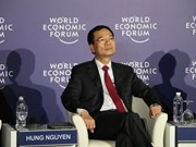 Vietnamese information minister raises flat ASEAN initiative at WEF