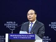 WEF ASEAN 2018 officially kicks off in Hanoi