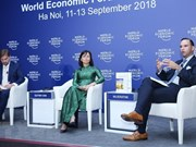 WEF ASEAN 2018: Ways to get ASEAN over time of passive growth