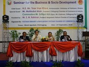 Seminar seeks ways to boost Vietnam-Bangladesh trade
