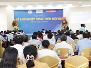 Workshop promotes sustainable startup activities in Mekong Delta