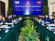 Vietnam-Japan Cooperation Committee convenes 10th meeting