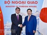 Vietnam, Japan discuss measures to boost bilateral ties