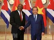 Vietnam treasures all-round cooperation with Cuba