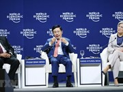 WEF ASEAN: Deputy PM attends Asia's geopolitical outlook panel session