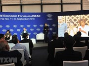 WEF ASEAN: Unity key to deal with tensions