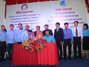 Tay Ninh, Cambodia's Svay Rieng youth federations foster cooperation