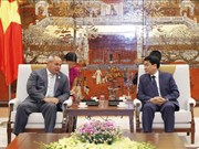 Hanoi, Gold Coast leaders discuss bilateral ties