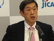 Japan shares human resources development experience