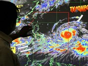 Super typhoon Mangkhut to affect Thailand next week