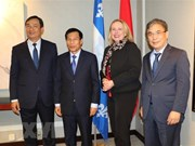 Vietnam enhances ties with Canada's Quebec province