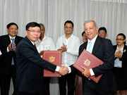 Vietnam presents 5,000 tonnes of rice as gift for Cuba