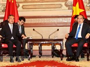 HCM City leader hosts Chinese Foreign Minister