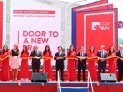 British University Vietnam's new campus inaugurated in Hung Yen