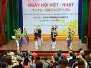 HCM City hosts Vietnam-Japan festival