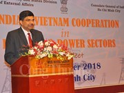 Vietnamese, Indian power firms seek partnership opportunities