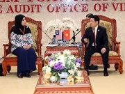 Vietnam, Malaysia State audit agencies foster cooperation