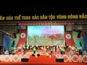 Quang Ninh culture week in honours culture of ethnic groups